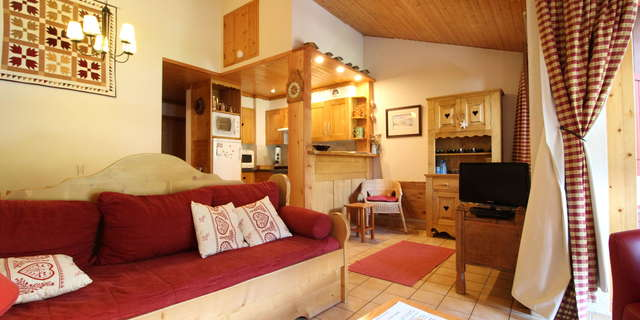 Pied De Pistes - 3 rooms 8 people *** - PPC008