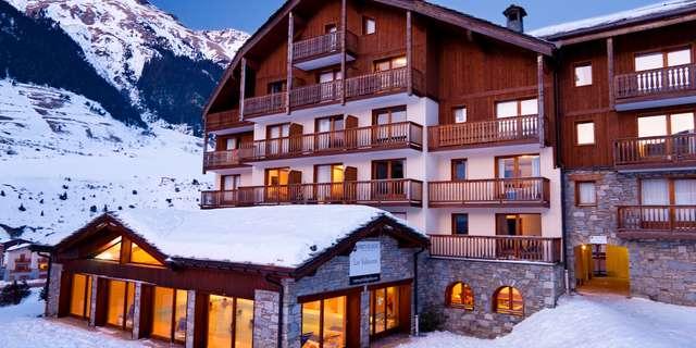 Résidence Lagrange - Les Valmonts - Appartement 2 rooms 4 people