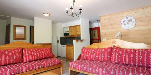 Bonheur Des Pistes - 3 rooms 7 people *** - BONB42M