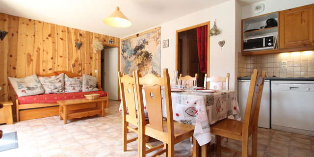 Les Essarts - 3 rooms 6 people *** - ESS003M