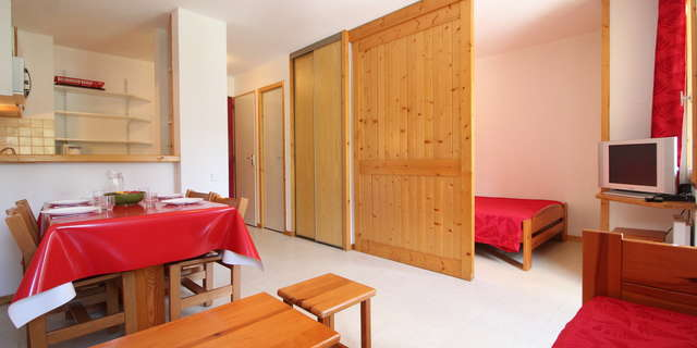 Le Petit Mont Cenis - 2 rooms 4 people - PMA018