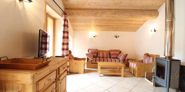 Jorcin Lanslebourg - 4 rooms 10 people *** - JO0000