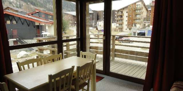 Les Balcons De La Vanoise - 2 rooms 6 people - BV406