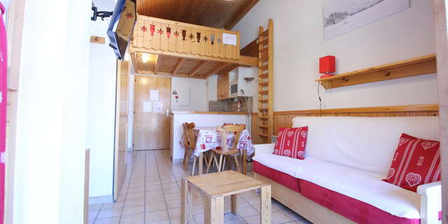 Pied De Pistes - 2 rooms 4 people ** - PPA023