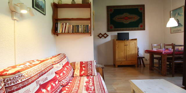 Aiglon 66 - 2 rooms - 5 people