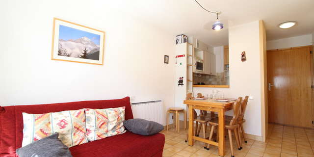 Pied De Pistes - 2 rooms 4 people - PPB001