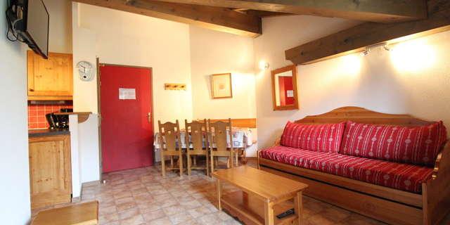 Bonheur Des Pistes - 3 rooms 6 people *** - BONB46M