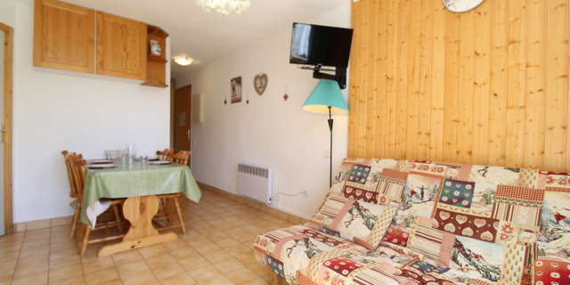 Pied De Pistes - 2 rooms 4 people ** - PPB005