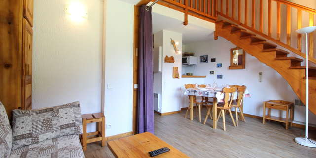 Le Petit Mont Cenis - 3 rooms 8 people ** - PMA032
