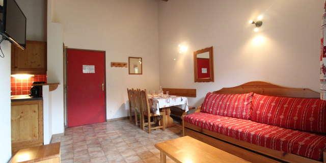 Bonheur Des Pistes - 3 rooms 6 people *** - BONB47M