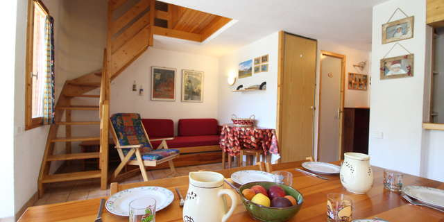 Le Petit Mont Cenis - 3 rooms 8 people - PMA024