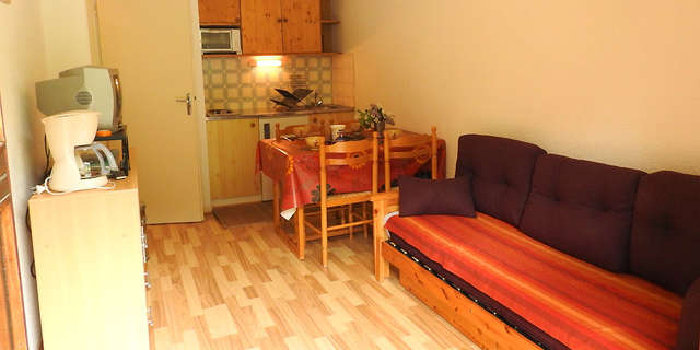 Les Portes De La Vanoise - 2 rooms 4 people - SB211A