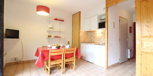 Le Petit Mont Cenis - 2 rooms 4 people - PMA006M