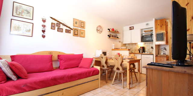 Pied De Pistes - 2 rooms 4 people ** - PPB006