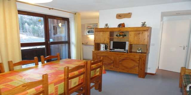 Les Portes De La Vanoise - 2 rooms 6 people - SB212A