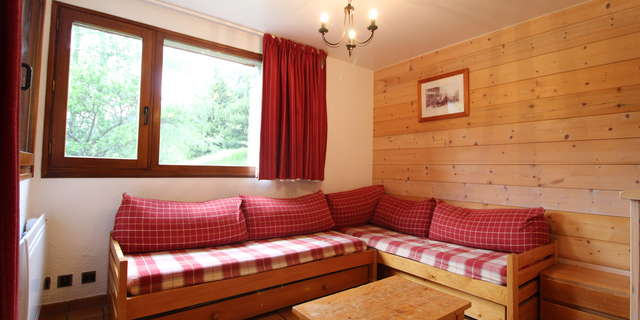 Cheneviere 1 - 2 rooms 5 people ** - JO0004