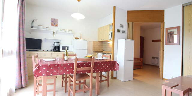 Le Petit Mont Cenis - 2 rooms 4 people - PMA008