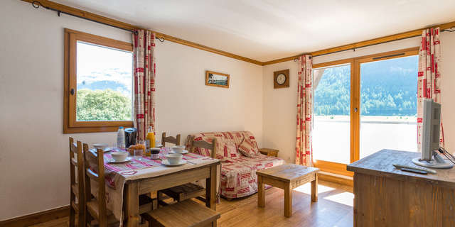 Résidence Le Clos Vanoise - Apartment 3 rooms cabine 6 people - CV12