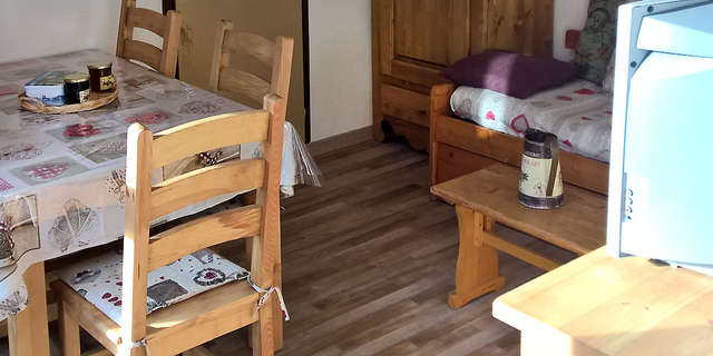 Les Portes De La Vanoise - 2 rooms 6 people - SB300C