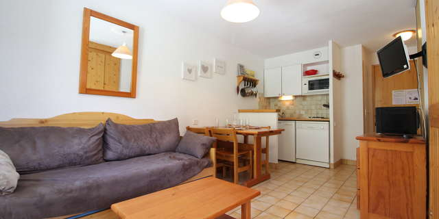 Pied De Pistes - 2 rooms 4 people ** - PPB011