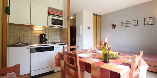 Le Petit Mont Cenis - 2 rooms 4 people - PMA010