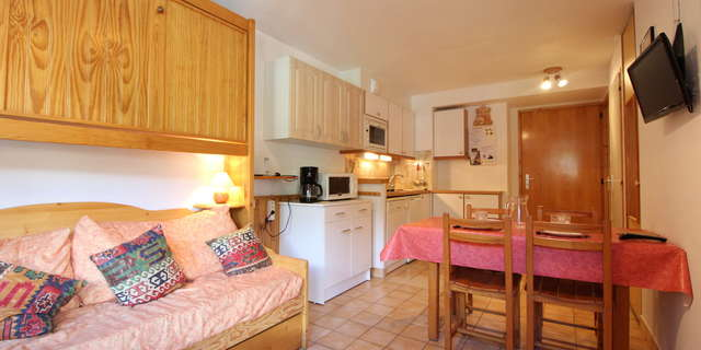 Pied De Pistes - 2 rooms 4 people *** - PPB07B
