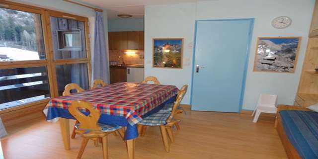 Les Portes De La Vanoise - 2 rooms 6 people - SB412B
