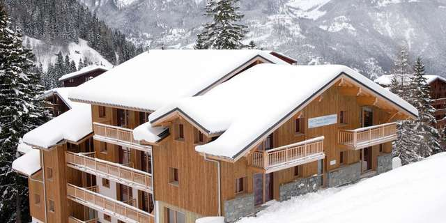 Chalets de Florence - Apt 2 rooms - 6 people coin montagne - T64