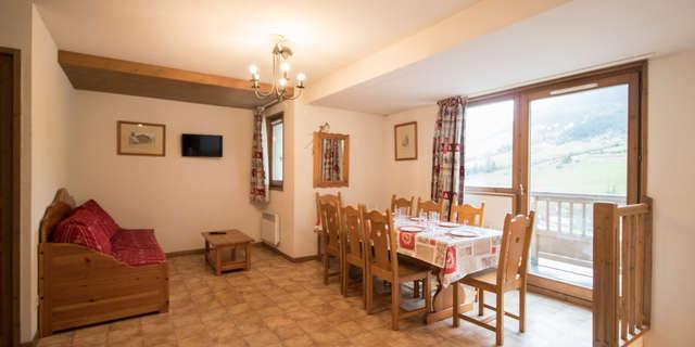 Bonheur Des Pistes - 3 rooms 8 people *** - BONB02M
