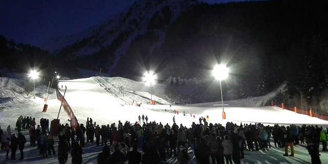 Ski nocturne