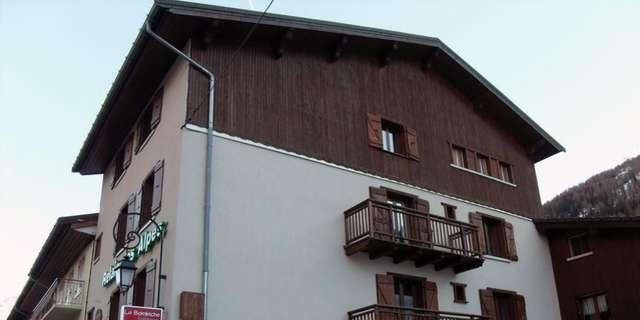 Burdin Gilles - Le Relais des Alpes - apt Roc Noir