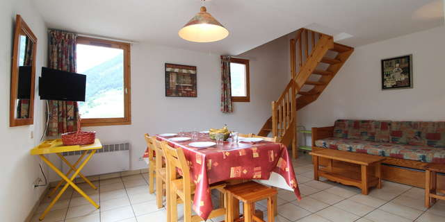 Le Petit Mont Cenis - 3 rooms 8 people - PMB030