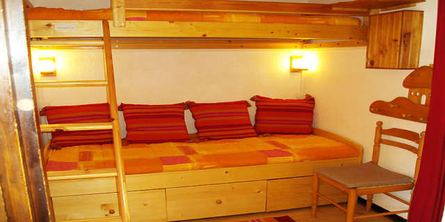 Les Portes De La Vanoise - 2 rooms 6 people - SB416A