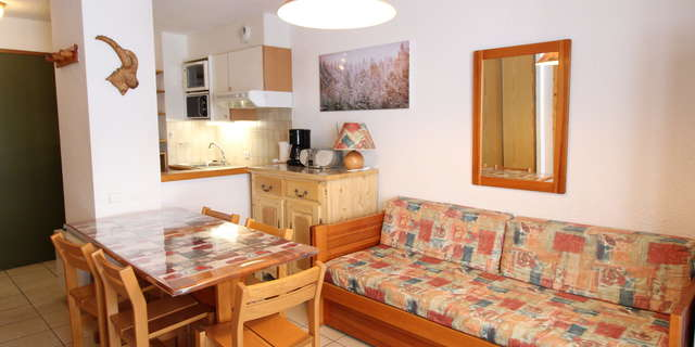 Le Petit Mont Cenis - 2 rooms 5 people - PMB001