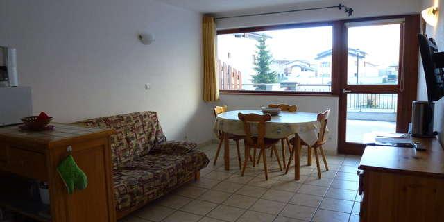 Résidence Les Balcons Des Curtious - Appartement 2 pièces cabine 6 personnes - BA2