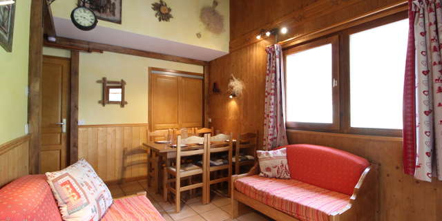 Les Balcons de Val Cenis le Haut A207 - 3 rooms - 6 people