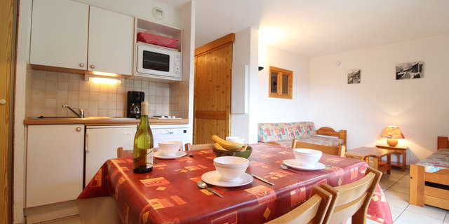 Le Petit Mont Cenis - 2 rooms 5 people - PMB003