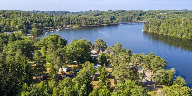 Camping du lac - Aquadis Loisirs