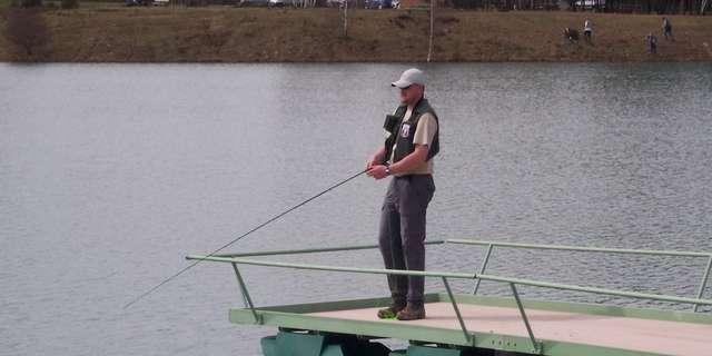 Moniteurs Guides de Pêche Julien Lemesle et Jean Christophe Guittard