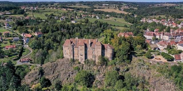 Boussac Castle
