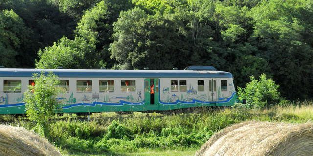 Train Touristique de la Vallée du Loir