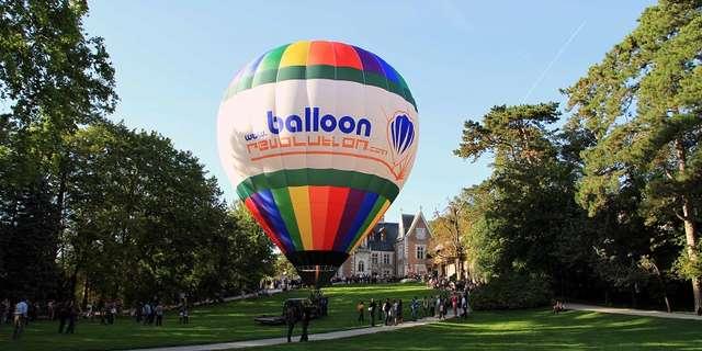 Amboise Montgolfière - BALLOONREVOLUTION - EVENEMENTCIEL