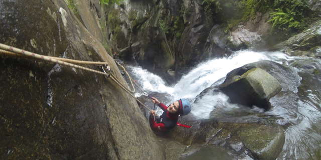 Quercy Aventure - Canyoning