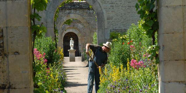 Jardins du Château de Canon à Mézidon-Canon