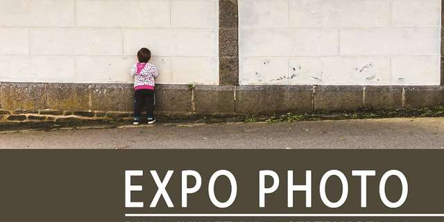 Exposition photo en plein air