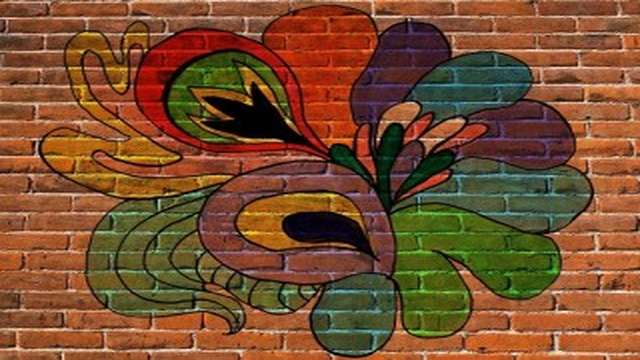 Atelier « Graff' en série » 3-6 ans