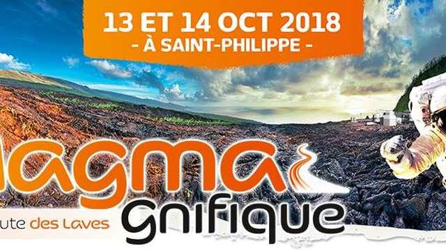 Magma'Gnifique sur la Route des Laves 2018