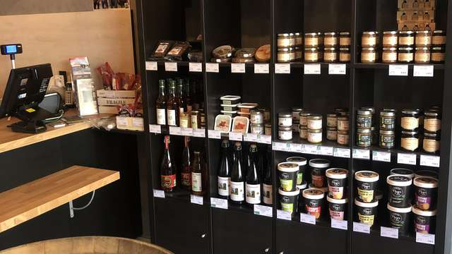 Fromagerie des roches