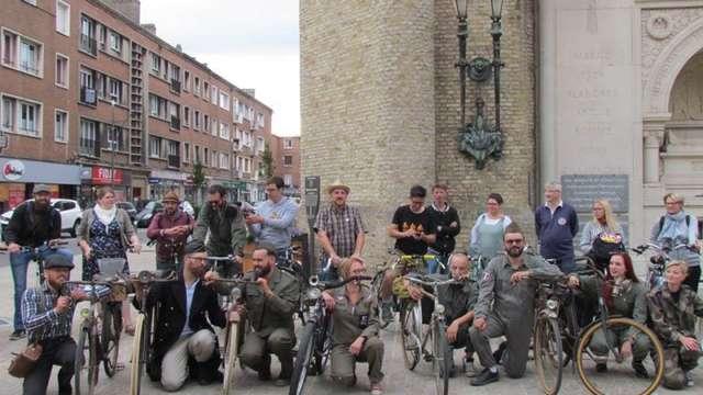 Dunkerque Dynamo Tour à vélo