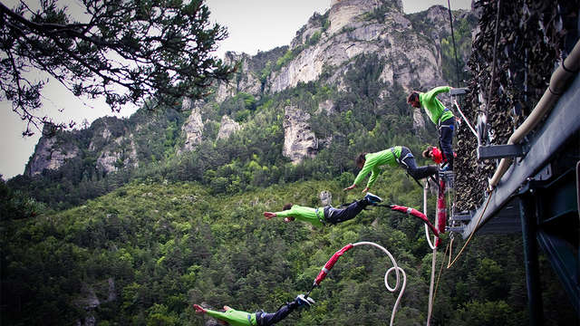 LE 107 - ELASTIC NATURAL BUNGEE
